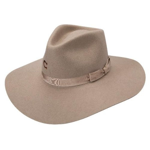 Charlie 1 Horse Highway hat in Mushroom color