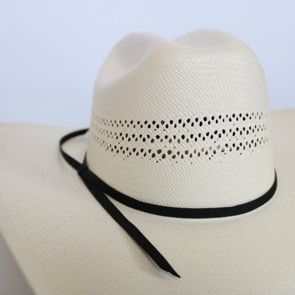"Atwood Straw Cowboy hat ""Calgary Rodeo"""