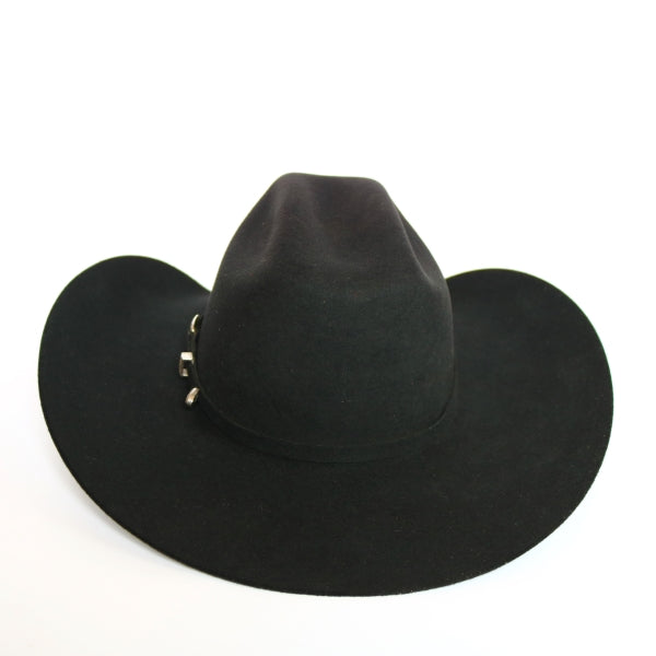Men's Felt Cowboy Hat | Atwood | Black
