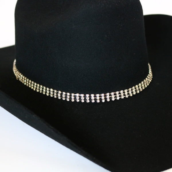 Hat Bands | Rhinestone Crystals | Lucy