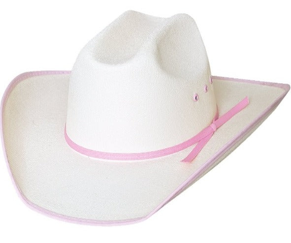 Kids Bullhide Western Hat - Lucky Eight