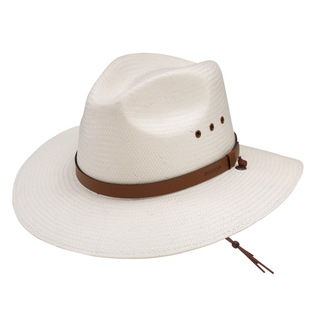 Stetson Straw Outdoor Hat - Los Alamos