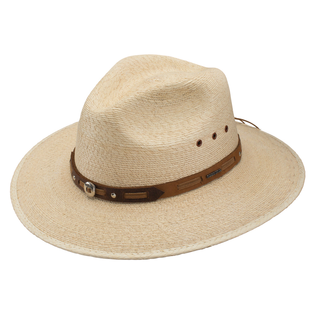 Stetson Palm Leaf Outdoor Hat - Chambers