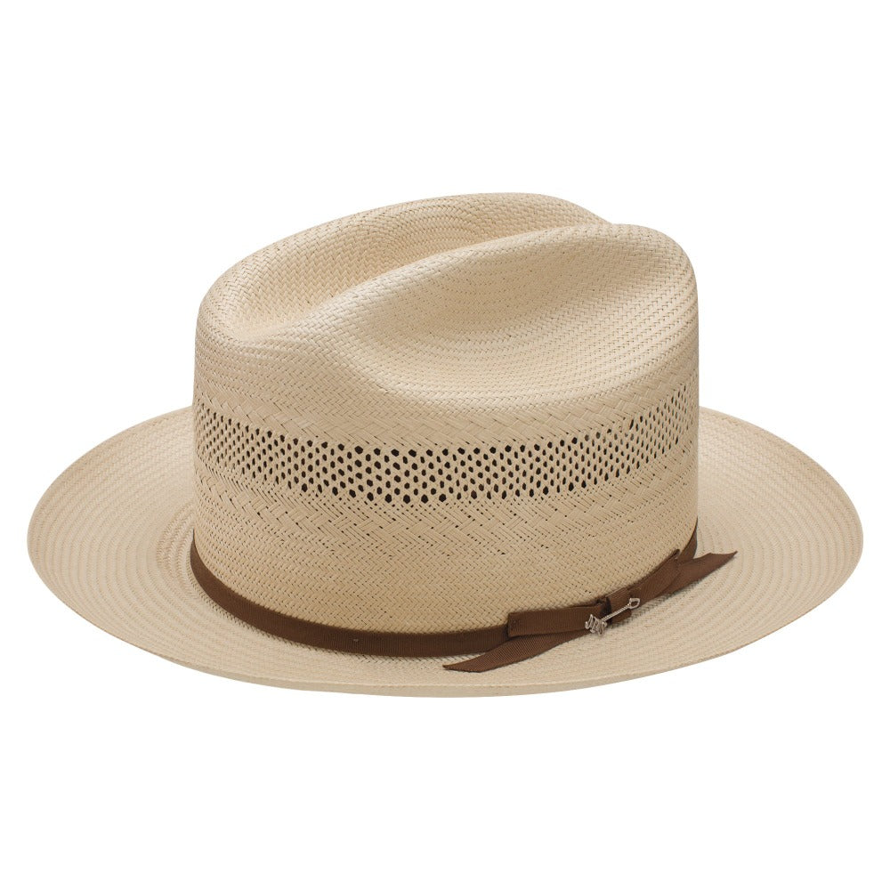 Stetson Open Road Straw Fedora HaT