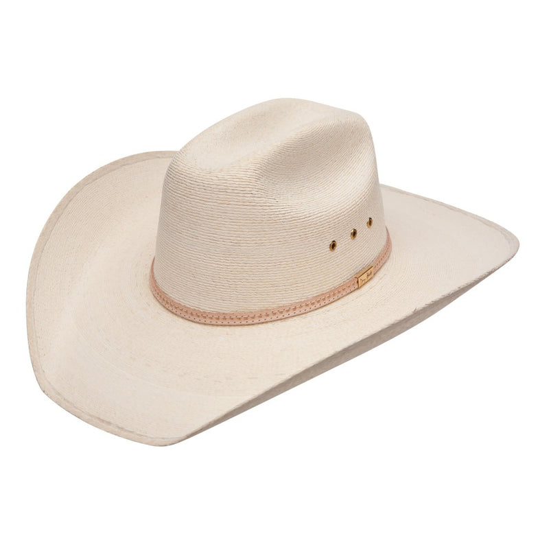 Resistol George Strait Palm Leaf Cowboy Hat - Centerline