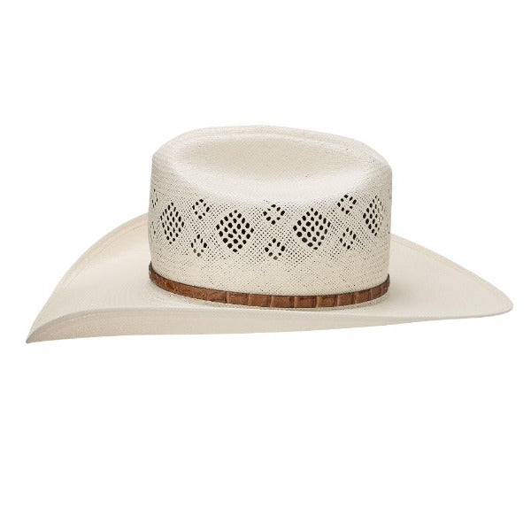 Stetson Riverview 30X Straw Cowboy Hat