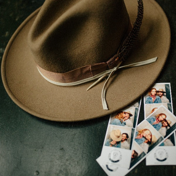 Stetson Felt Western Hat | McCrea | Feather