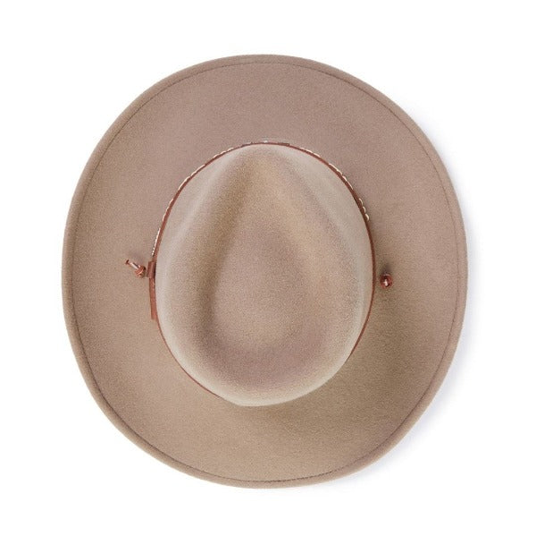 Stetson Western Hat - Santa Fe Crushable Wool