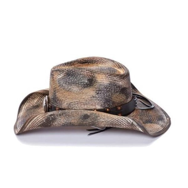 Men's Distressed Cowboy Hat | Stampede | The Dexter