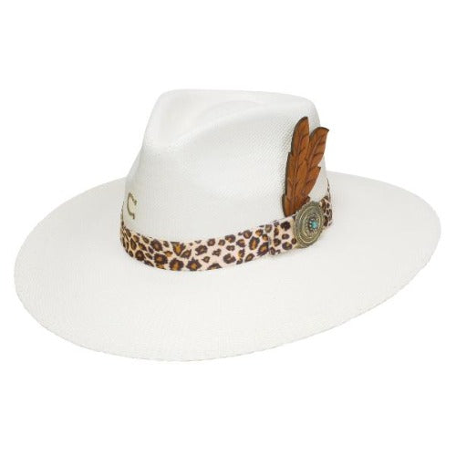 Charlie 1 Horse Western Straw Hat - The Heatseeker