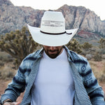 Resistol Super Duty Straw Cowboy Hat
