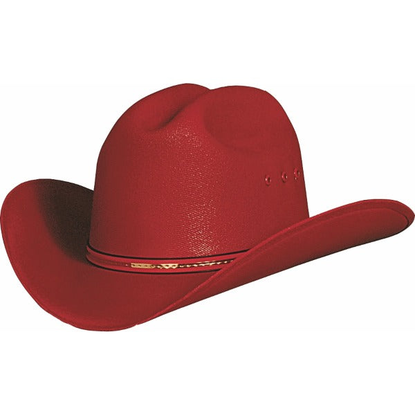 Girls Cowboy Hat | Bullhide | Buddy | Red