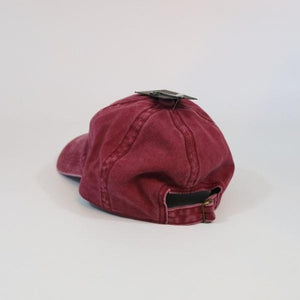 Dog Mom Burgundy Baseball Cap by David & Young