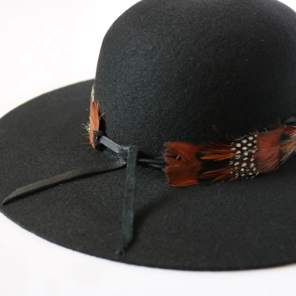 Hat Bands | Pheasant Feather Western