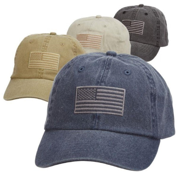 American Flag Hat | Dorfman Pacific | Declaration
