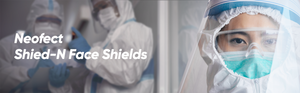 [140 Pcs] Shield-N Face Shields / Made in Korea