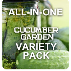 All-in-One Cucumber Variety Pack