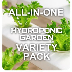 Tower Garden + Hydroponic Greens Variety Pack