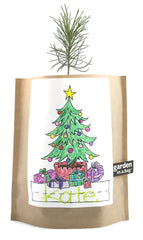 Christmas Tree Garden-in-a-Bag