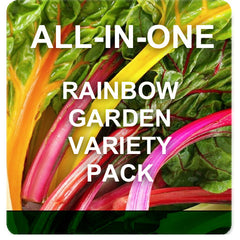 All-in-One Rainbow Garden Variety Pack