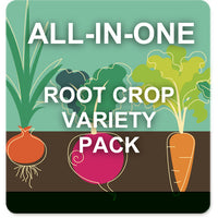 Root Crop Garden Variety Pack