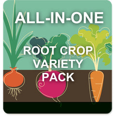 All-in-One Root Crop Variety Pack