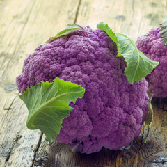 Cauliflower - Violetta (Purple)