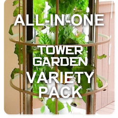 Tower Garden Variety Pack