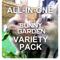 All-in-One Bunny Garden Variety Pack