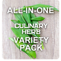 All-in-One Herb Garden (Culinary) Variety Pack