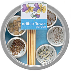 Edible Flower Garden Kit