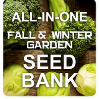 Fall/Winter Seed Bank