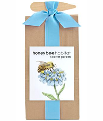 Honey Bee Habitat Scatter Garden