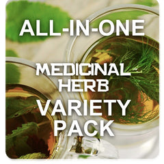 All-in-One Herb Garden (Medicinal) Variety Pack