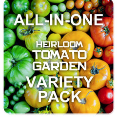 All-in-One Tomato Garden Variety Pack