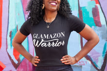 Load image into Gallery viewer, Glamazon Warrior Tee