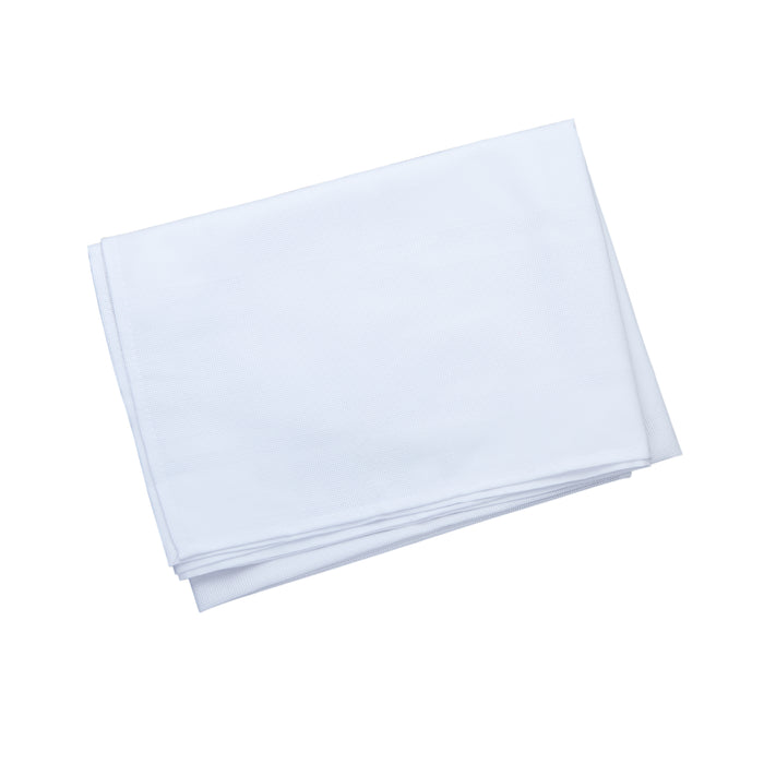 White Rectangle Tablecloth