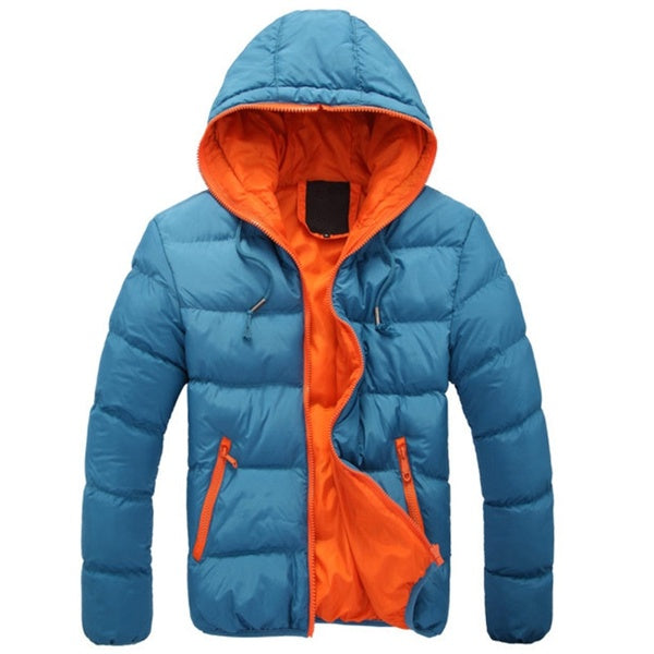 Puffy Down Jacket Thicken Outwear Coat