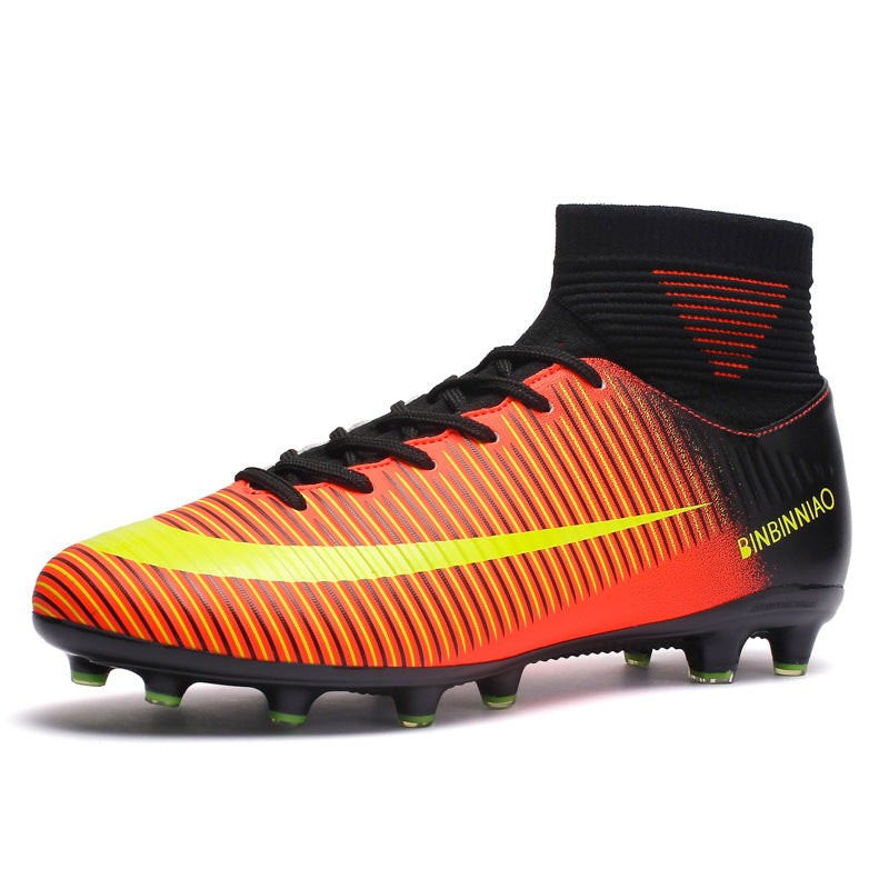 Ankle High Tops Soccer Cleats Boots Football shoes - freakichic