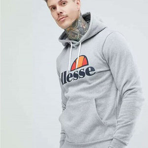 Elsesse tide brand sports and leisure printed hooded sweater - freakichic