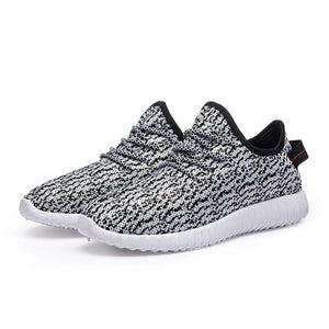 Men'S Shoes Low-Cut Casual Flyweather Men'S Fashion Low To Help Fashion Men Casual Shoes