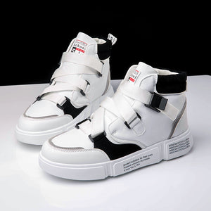 Men fashion high-top sport shoes - freakichic