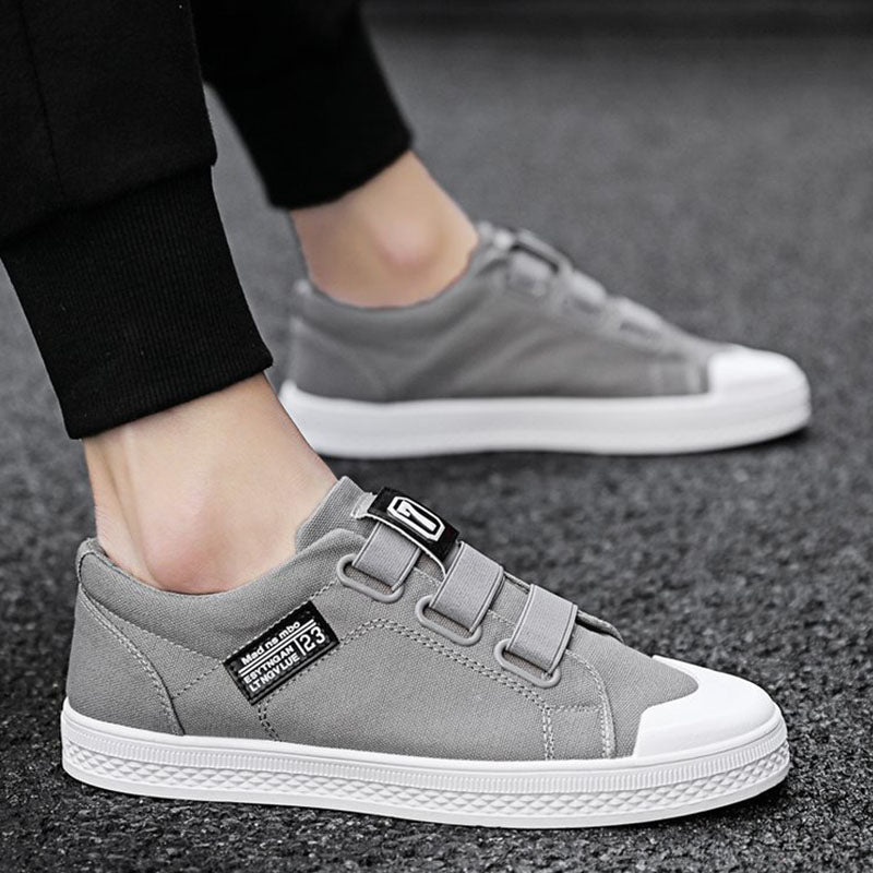 Shoes Men's Casual Shoes Summer New Men Shoes One-legged Shoes British Fashion Trend Embroidery Casual Shoes