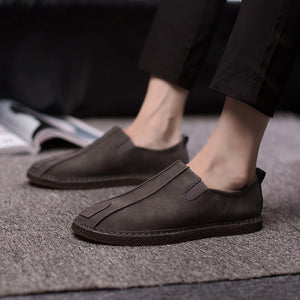 Tide shoes lazy shoes breathable casual shoes peas shoes