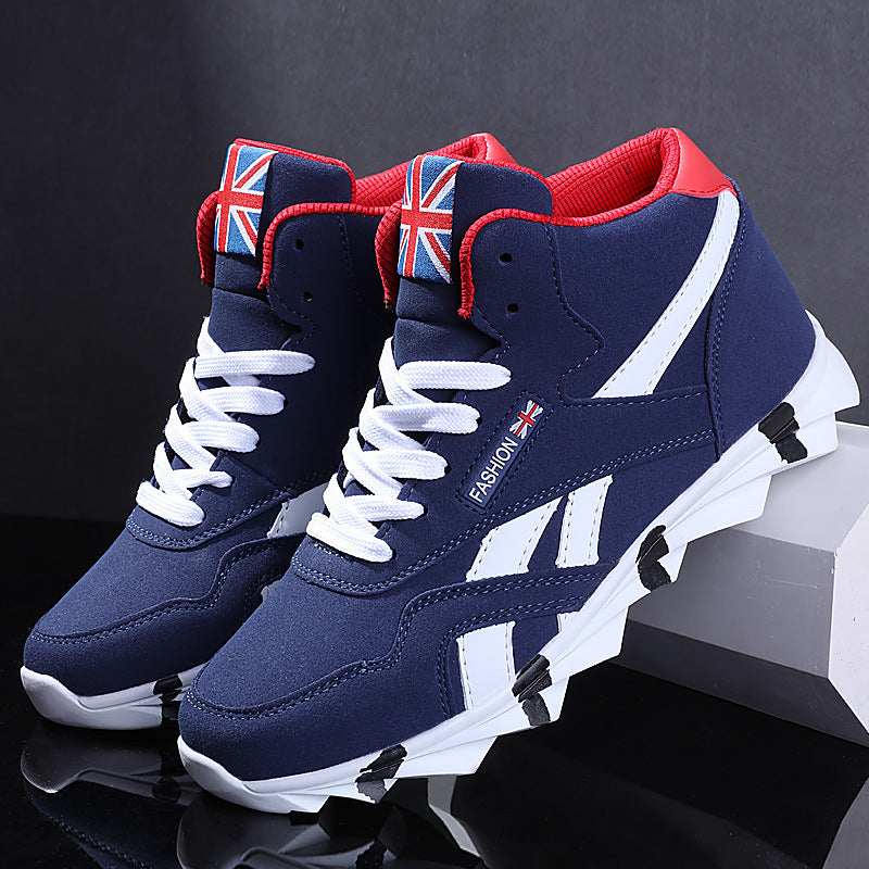 Hot Fashion Comfortable Lightweight Male  Casual Safety Shoes - freakichic