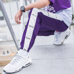 Hip hop retro loose sweatpants - freakichic