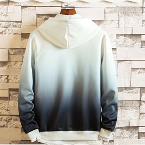 Casual long sleeve hooded bottoming sweater - freakichic