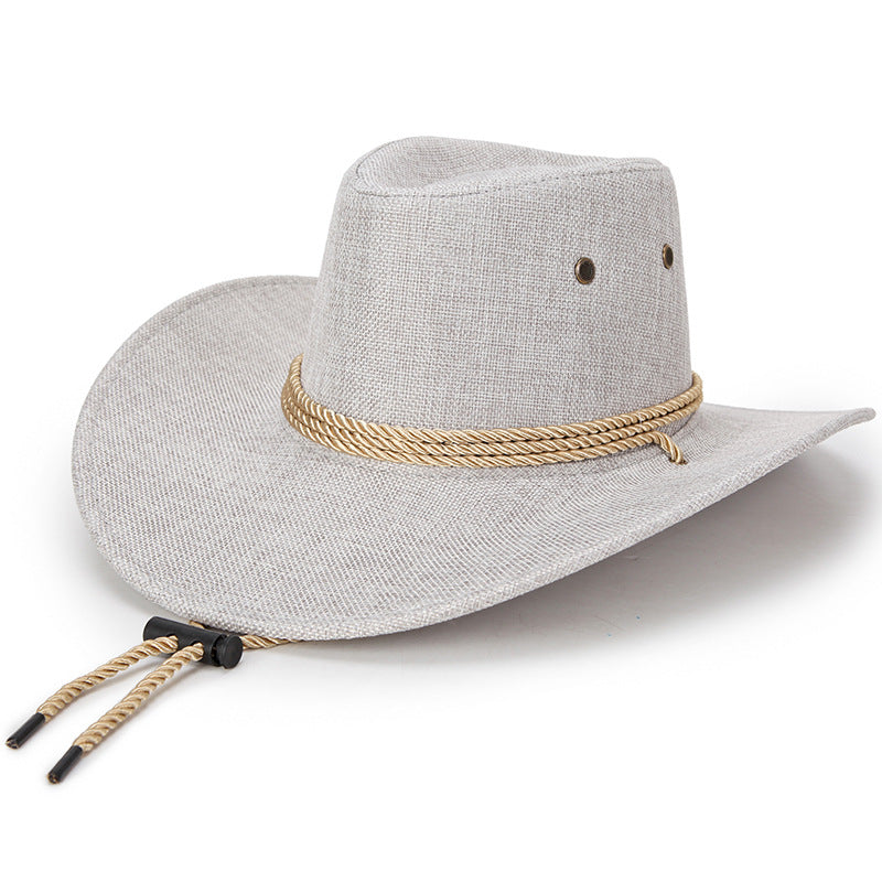 Maize big edge shade hat western cowboy hat - freakichic