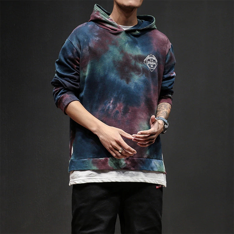Men's Sweatshirt Oversized Hip hop Hoodie