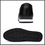 New Men's Fashion Business Casual Leather Shoes